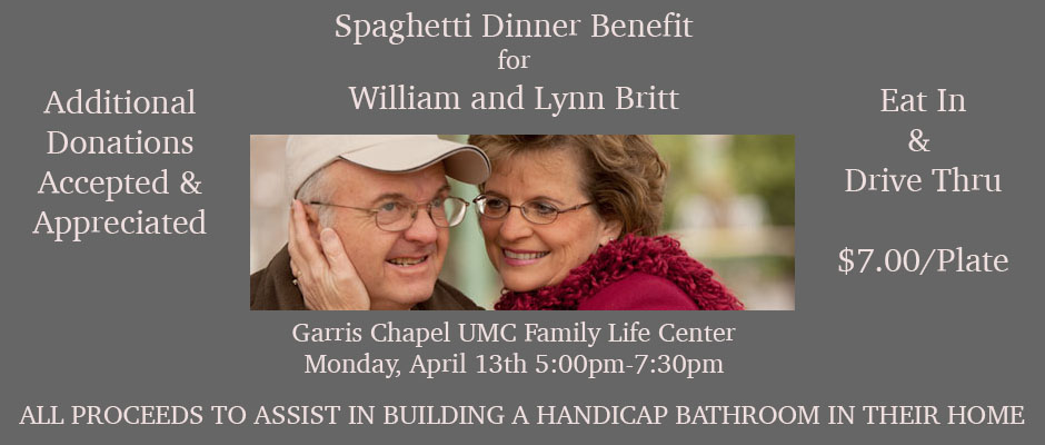 William and Lynn Benefit