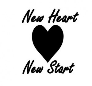 new heart new start logo