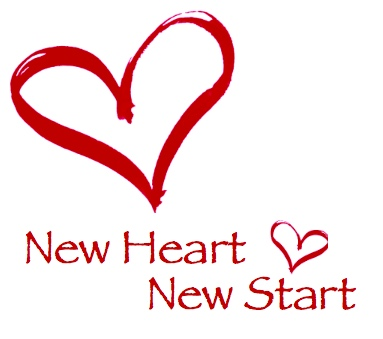 new heart new start logo for webpage