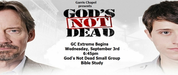 God's Not Dead Small Group Study