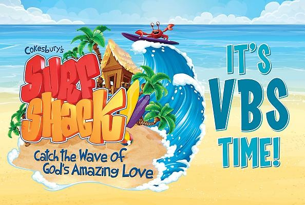 It's time for VBS, June 12-15