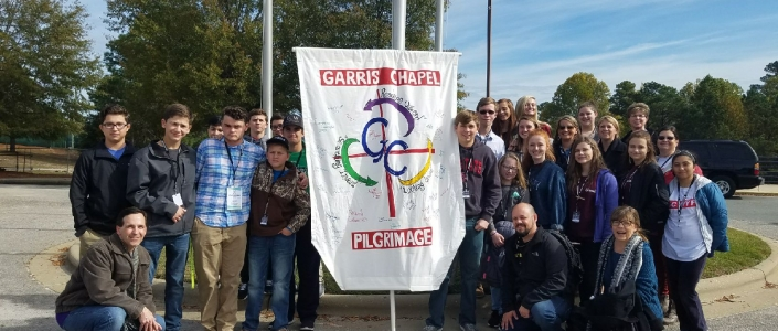 Garris Chapel MYF Attend Pilgrimage